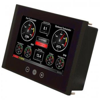 M-650030<br>TSM800 8 インチモニター・コントロール <br> (TSM800C-011)