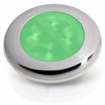 M-740693<br>ラウンド 24V Green SS-Rim(LED)