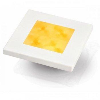 M-740785<br>SL角 12V Amber, 白リム(LED)