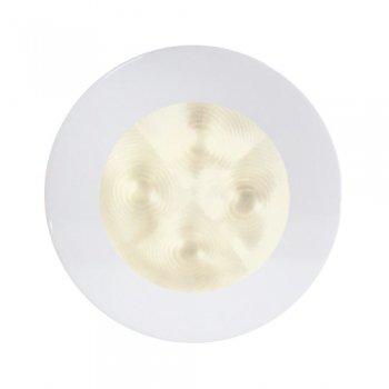M-740422<br>ラキノライト ウォームホワイト   Spot 白リム 12V(LED・天井灯)