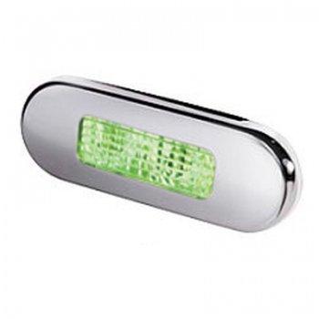 M-740849<br>Hella LED ステップランプ Green SSリム<br>(2XT959680911)