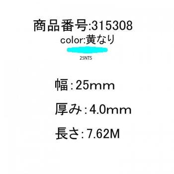 315308<br>GRPバテン25mmx4mmx 7.62M<br>(25NTS)