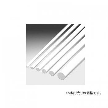 315390<br>ラウンドバテン 6mm 切り売り/M