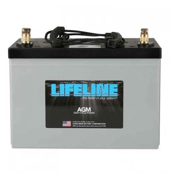 226190<br>ディープサイクルバッテリー<br>(GPL-24T)