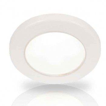 741231 Euro 75 LED クールホワイト24V WHITE Rim スクリューMt (2JA 958 110-11)