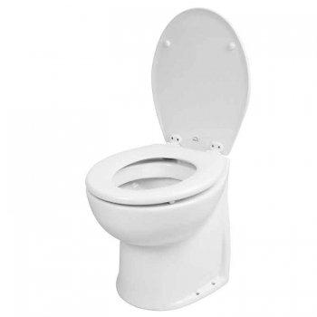 318446<br>DXフラッシュトイレ14インチ 12V<br>(58260-1012)