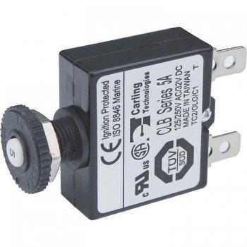 227702<br>プッシュボタンサーキットブレーカー 5Amp<br>(7052)