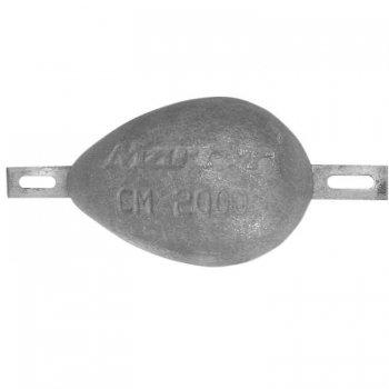 321188 ヨーロッパスタイルの防蝕亜鉛 (2000Z)