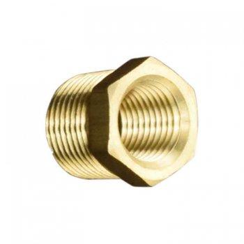 """319521 Brass ブッシング3/8x1/4"""" NPT  (P-1859263)"""