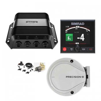 420621<br>Simrad オートパイロット AP44 VRF medium capacity pack. NAC-2<br> (000-13291-001)