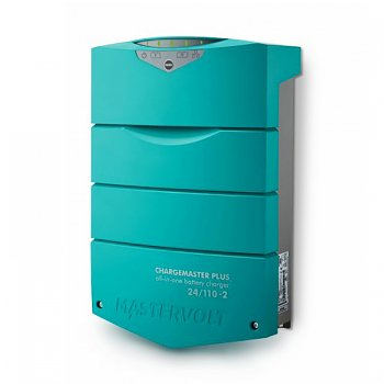 710009<br>MasterVolt ChargeMaster Plus 充電器 24V110Amp 2Bank<br>(44321105)
