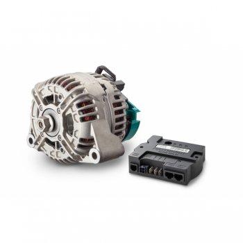 710067<br>MasterVolt オルターネーター Alpha Compact<br>(46614120)
