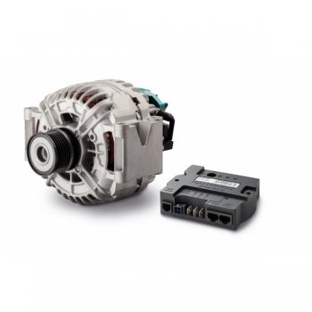 710066<br>MasterVolt オルターネーター Alpha Compact<br>(46614200)