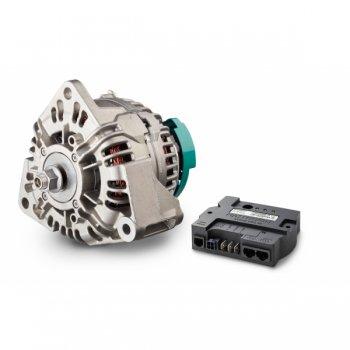 710069<br>MasterVolt オルターネーター Alpha Compact<br>(46628150)