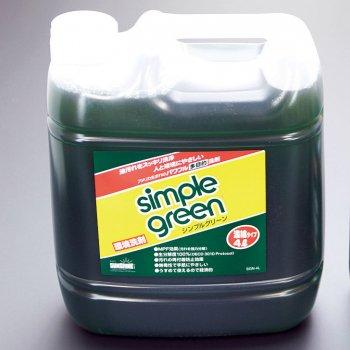 352410<br> シンプルグリーン 液体タイプ 4L ペイル缶