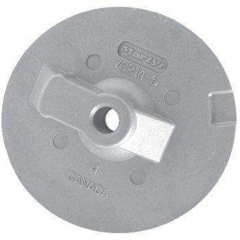 320925<br>CanadaMetal Zinc Merc Mercury 円 <br> (CM76214-5Z)