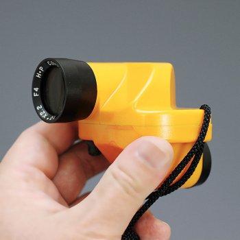 206024<br> コンパスグラス 照明付 HB-3L Yellow