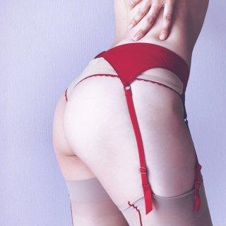 MAISON CLOSE/Garter Belt…