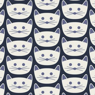 <img class='new_mark_img1' src='//img.shop-pro.jp/img/new/icons3.gif' style='border:none;display:inline;margin:0px;padding:0px;width:auto;' />FUS-AD-1600 Cat Nap District -Art District Fusion コットン100%