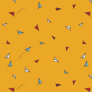 <img class='new_mark_img1' src='//img.shop-pro.jp/img/new/icons3.gif' style='border:none;display:inline;margin:0px;padding:0px;width:auto;' />SSU-10055 Paper Plane Hopes - Sisu コットン100%