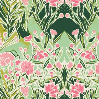 <img class='new_mark_img1' src='//img.shop-pro.jp/img/new/icons3.gif' style='border:none;display:inline;margin:0px;padding:0px;width:auto;' />BLB-54724 Ms. Woolf Freshwater -Bloomsbury コットン100%