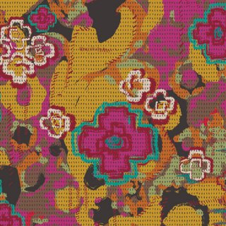 <img class='new_mark_img1' src='//img.shop-pro.jp/img/new/icons3.gif' style='border:none;display:inline;margin:0px;padding:0px;width:auto;' />NUC-11980 Flowers Everywhere Intention -Nuncia コットン100%