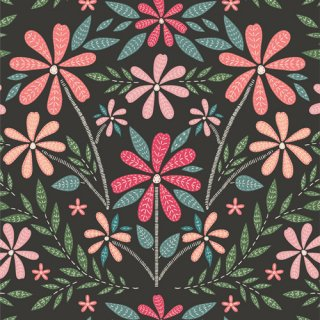 <img class='new_mark_img1' src='//img.shop-pro.jp/img/new/icons3.gif' style='border:none;display:inline;margin:0px;padding:0px;width:auto;' />MEW-46300 Cottage Garden Bloom -Meriwether コットン100%