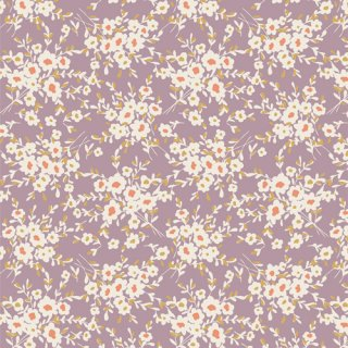 <img class='new_mark_img1' src='//img.shop-pro.jp/img/new/icons3.gif' style='border:none;display:inline;margin:0px;padding:0px;width:auto;' />SPT-95225 Calico Days Lavender -Spirited 在庫あり コットン100%