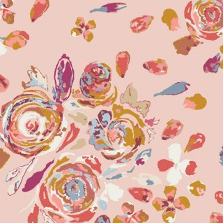 <img class='new_mark_img1' src='//img.shop-pro.jp/img/new/icons3.gif' style='border:none;display:inline;margin:0px;padding:0px;width:auto;' />FUS-RW-1900 Swifting Flora Rosewood -Rosewood Fusion 在庫あり コットン100%