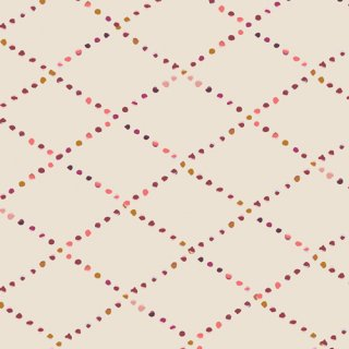 <img class='new_mark_img1' src='//img.shop-pro.jp/img/new/icons3.gif' style='border:none;display:inline;margin:0px;padding:0px;width:auto;' />FUS-RW-1901 Bokeh Lattice Rosewood -Rosewood Fusion 在庫あり コットン100%