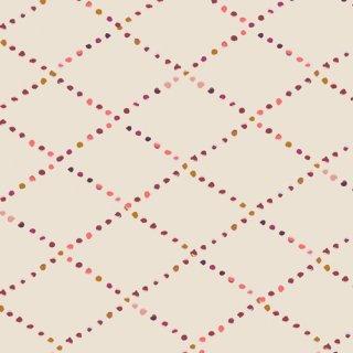<img class='new_mark_img1' src='https://img.shop-pro.jp/img/new/icons3.gif' style='border:none;display:inline;margin:0px;padding:0px;width:auto;' />FUS-RW-1901 Bokeh Lattice Rosewood -Rosewood Fusion 在庫あり コットン100%