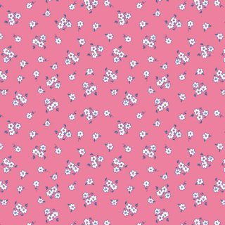 FWR-34885 Dancing Ditsy -Flowerette  コットン100%