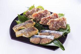 京都丸松130年の歴史 高級味噌漬【松】
