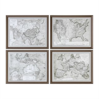 World Maps, S/4