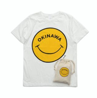 HOTEL HIBISCUS (ホテルハイビスカス)OKINAWA SMILE KIDS Tee 【STAY HOME 10%OFF対象】