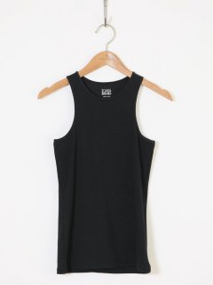 <img class='new_mark_img1' src='https://img.shop-pro.jp/img/new/icons6.gif' style='border:none;display:inline;margin:0px;padding:0px;width:auto;' />HOLIDAY / SUPER RIB COMPACT TANK TOPS・BLACK