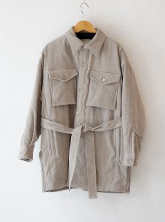 <img class='new_mark_img1' src='https://img.shop-pro.jp/img/new/icons6.gif' style='border:none;display:inline;margin:0px;padding:0px;width:auto;' />JANE SMITH / CPO JACKET・FAWN BEIGE