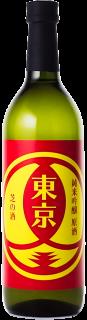 純米吟醸原酒 東京 芝の酒
