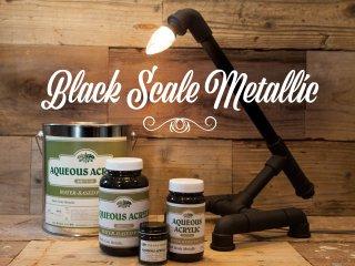 Black Scale Metallic/ブラックスケールメタリック