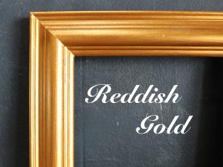 Reddish Gold/レディッシュゴールド