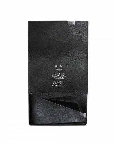 """所作<p></p>""""CARD CASE""""<p></p>BASIC BLACK<p></p>"""