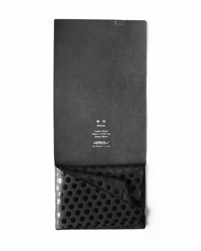 "所作<p></p>""SHORT WALLET 1.0""<p></p>Polka dot BLACK<p></p>"