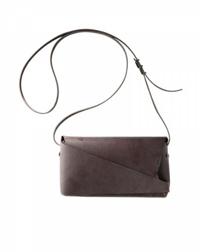 "所作<p></p>""Shoulder Pouch""<p></p>burgundy<p></p>"