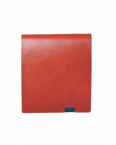 """<p>所作</p>""""SHORT WALLET 2.0"""" Red×Silver"""