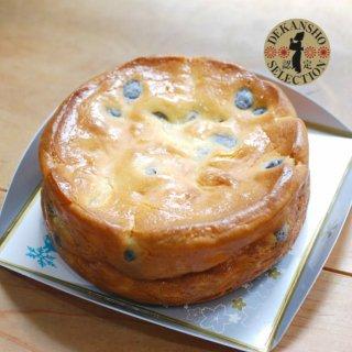 丹波黒豆のチーズケーキ【雪岡市郎兵衛洋菓子舗】