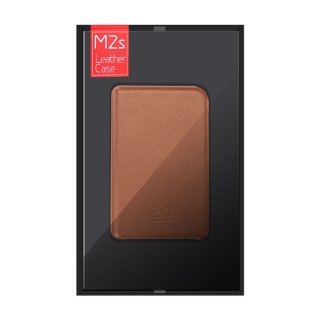 SHANLING M2s LeatherCase BR