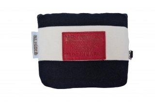ネオマレット型パターカバーNW 帆布キャンバスシリーズボーダー