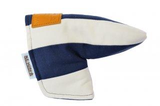 パターカバーBW 帆布キャンバスシリーズ ボーダー