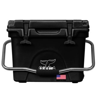 ORCA Coolers 20 Quart -Black-