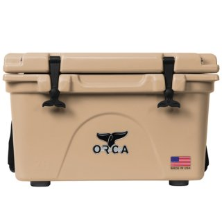ORCA Coolers 26 Quart -Tan-